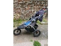 Instep Jogging Stroller Buggy