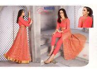 Nidhisha-4 Heavy Look Designer Wedding Wear Suit
