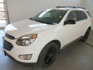2017 Chevrolet Equinox LT! AWD! BACK-UP! ALLOY! HEATED! LEATHER!