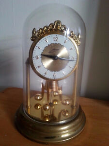 Rare Size German Dome Clock