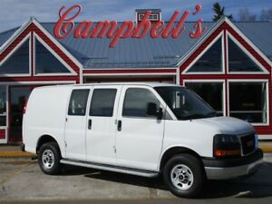 2015 GMC Savana 2500 AIR!! CRUISE!! POWER WINDOWS! NEWLY INSPECT