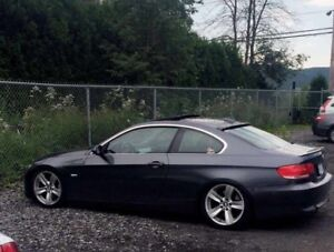 Bmw 335i 2007 twin turbo , Aucune taxes