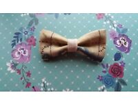 Homemade Bow Tie