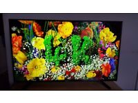 Hisense HE50KEC315UWTS 50 Inch Smart Tv, Ultra HD 4K LED TV with Wifi.