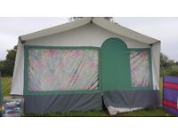 Conway Cambridge 300dl trailer tent