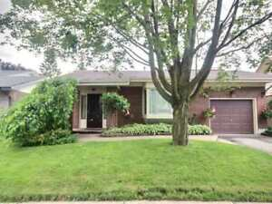 Beautiful Detached Home 4 Level Backsplit In Whitby Location