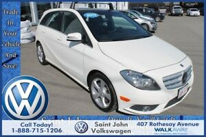 2013 Mercedes-Benz B-Class Sports Tourer $185.12 BI WEEKLY!