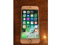 iPhone 6 16 gb in gold on EE