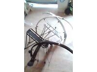 Bike back rack and mudguards Sks lightweight (2 sets)