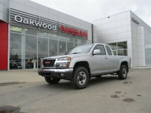 2010 GMC Canyon 4WD Ext Cab 125.9'' SLE