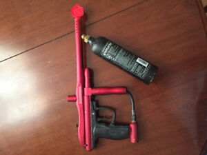 Spider Sonix Pro Paintball Gun