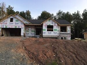 New Construction - golf course view