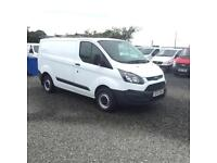 FORD TRANSIT CUSTOM 250 ECO TECH#1 OWNER FROM NEW##84K MILES##