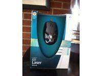Mouse- Logitech LS1 Laser mouse