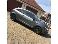 Excently conditin 3 door seat Ibiza SE copa , MOT until febuary 2018