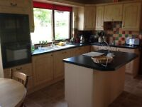 Kitchen units with Neff Oven Hob and Microwave