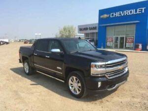 2017 Chevrolet Silverado 1500 High Country 6.2L with High Desert