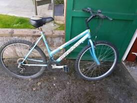 Ladies Romera bike 26 inch wheel