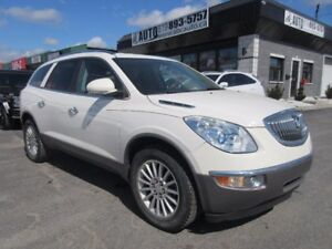 2011 Buick Enclave CXL1 (AWD, 7 Passengers, Leather, Heated seat