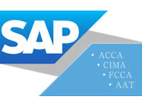 SAP Finance training only for ACCA,CIMA, FCCA,MBA on discounted price for £500