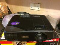 benq ms521p 3d projector