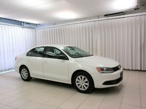 2013 Volkswagen Jetta VW CERTIFIED! LOW KMs!! Trendline Plus 5-S