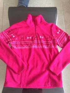 Warm Fleece Sweater * Size: Small *