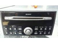 Sony cd /radio