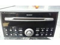 Sony cd /radio