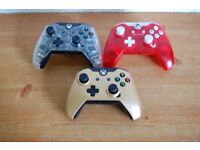 Wired Xbox One Controllers