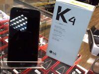 LG K4 2017 MOBILE PHONE, VODAFONE NETWORK, BOXED