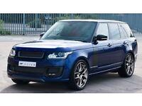 Range Rover Vogue L405 Body kit Kahn 600 LE Front & Rear Bumpers