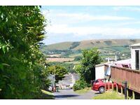 Hillside Hideaway - Caravan rental in Swanage (Isle of Purbeck, Dorset)