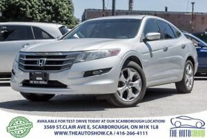 2010 Honda Accord Crosstour EX-L Leather Sunroof ECO