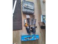 Tiling Tools including hand and power tile cutters