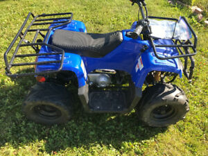 Like new 2015 kids atv quad auto