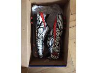 Neymar Hypervenom football boots size 7.5 mens