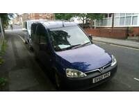 Vauxhall combo 2010