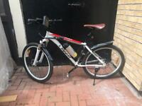 Electric bike almost mint condition