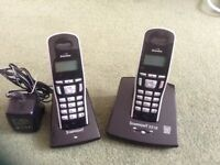 Digital Cordless Telephones with Answering Machine