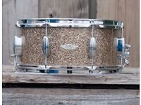 Custom C&C 7ply Maple 14x6.5 Snare Drum