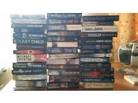 50+ books