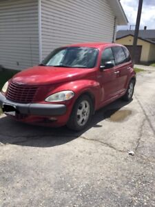 PT Cruiser Limited Edition in mint condition