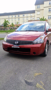 2007 nissan quest AS-IS