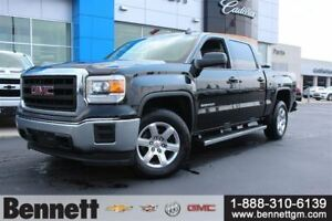 2015 GMC Sierra 1500 5.3 V8 4x4 with Z82 TRAILERING PACKAGE
