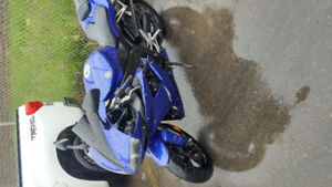 Fs 2005 r1 with gloves and helmets quick sale