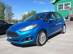 2014 Ford Fiesta 5 DOOR TITANIUM HATCHBACK - ALLOYS AND AIR COND