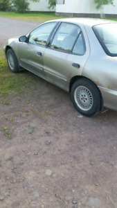 2002 cavalier for parts