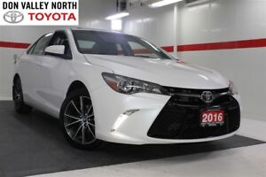 2016 Toyota Camry XSE Sunroof Nav BU Camera Btooth Cruise