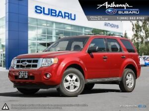 2012 Ford Escape Escape Xlt